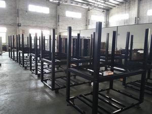 不锈钢商用热泵钣金 空气源热泵蒸发器厂家加工 换热制冷空调设备